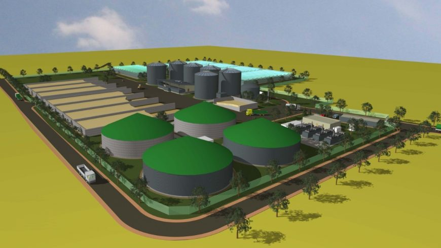 COMBINED ELECTRIC AND HEAT ENERGY PRODUCTION PLANT FROM RENEWABLE SOURCES – 3,5 MW
