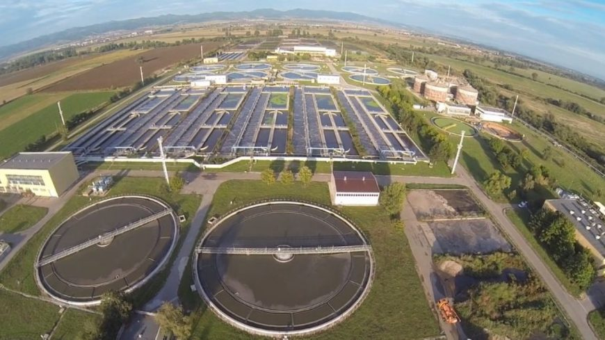 WASTE WATER TREATMENT PLANT KUBRATOVO (WWTP) – SOFIA – ANAEROBIC SLUDGE STABILIZATION PLANT (DIGESTERS)