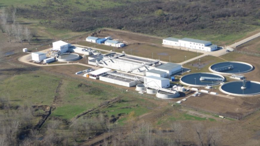 """MONTANA WASTEWATER TREATMENT PLANT, """"PROJECT EUROPEAID/115678/D/W/BG – MONTANA WASTEWATER COLLECTION AND TREATMENT"""""""